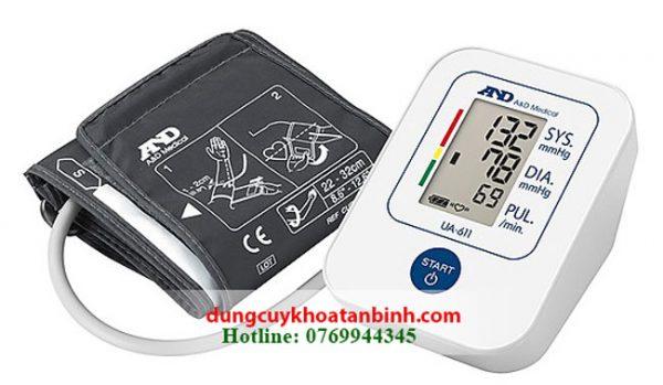Máy đo huyết áp bắp tay AND UA-611 Nhật Bản rẻ nhất hiện nay